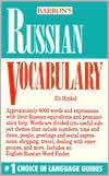 Russian Vocabulary Russian Vocabulary