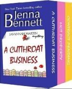 Savanna Martin Mysteries (Books 1-10 - Jenna Bennett