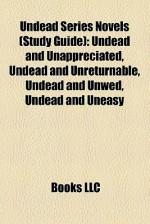Undead And Unappreciated Pdf